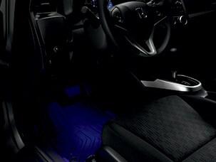 Honda Online Store 2015 Fit Interior Illumination