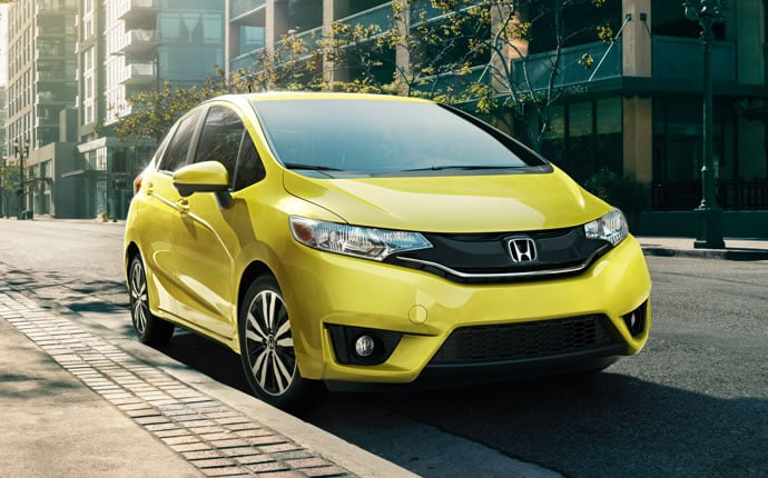 honda fit exterior photo gallery official site