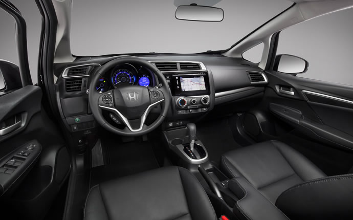 2015 Honda Fit Interior Photo Gallery Official Site