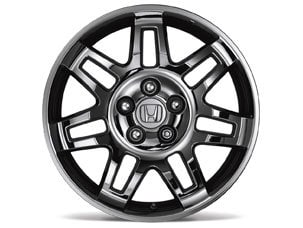 18 INCH CHROME-LOOK ALLOY WHEELS (part number:)