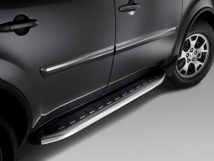 RUNNING BOARD-PREMIUM CHROME (part number:)