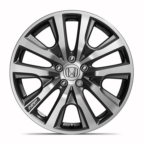 19-IN DIAMOND-CUT ALLOY WHEEL (part number:)