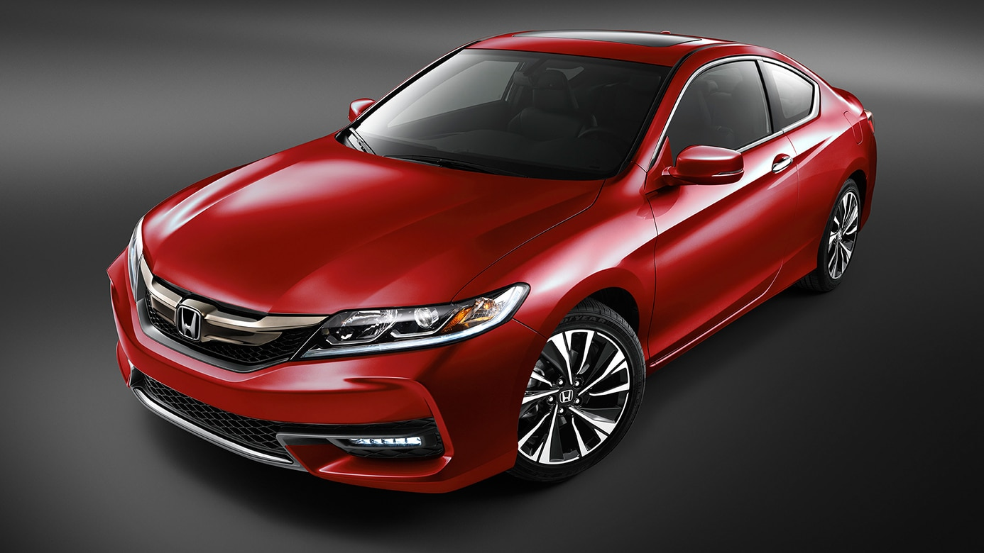 2016 Honda Accord Coupe Overview