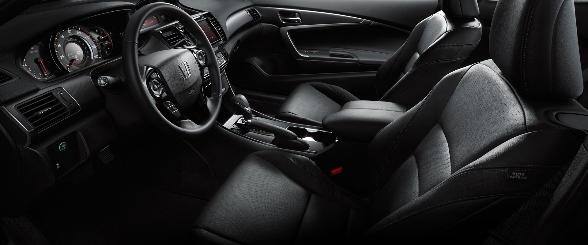 2016 honda accord coupe features details official site. Black Bedroom Furniture Sets. Home Design Ideas