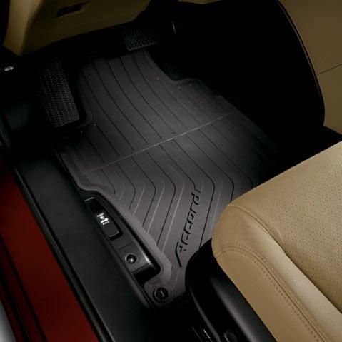 Honda online store 2016 accord all season floor mats for 1992 honda accord floor mats