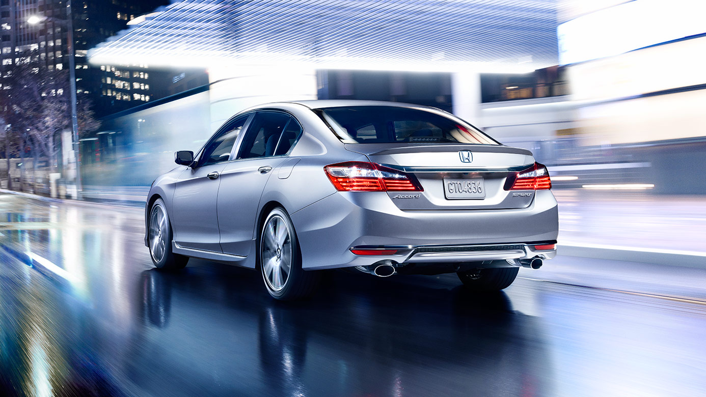 The Honda Accord Has An Available 278 HP Engine