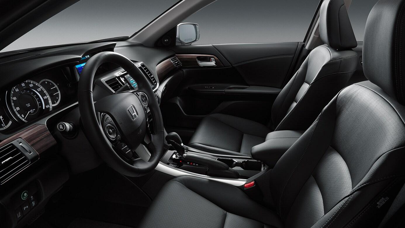 2016 Honda Accord Sedan Front Leg Room Jpg