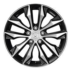 2016 honda civic sedan accessories official site 2015 Honda Accord 17 in alloy wheels