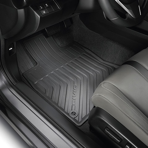 ALL-SEASON FLOOR MATS (part number:)