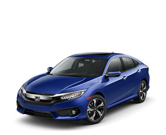 10th Generation Civic Exclusive Pakistan Launch - BL tr 34FRONT