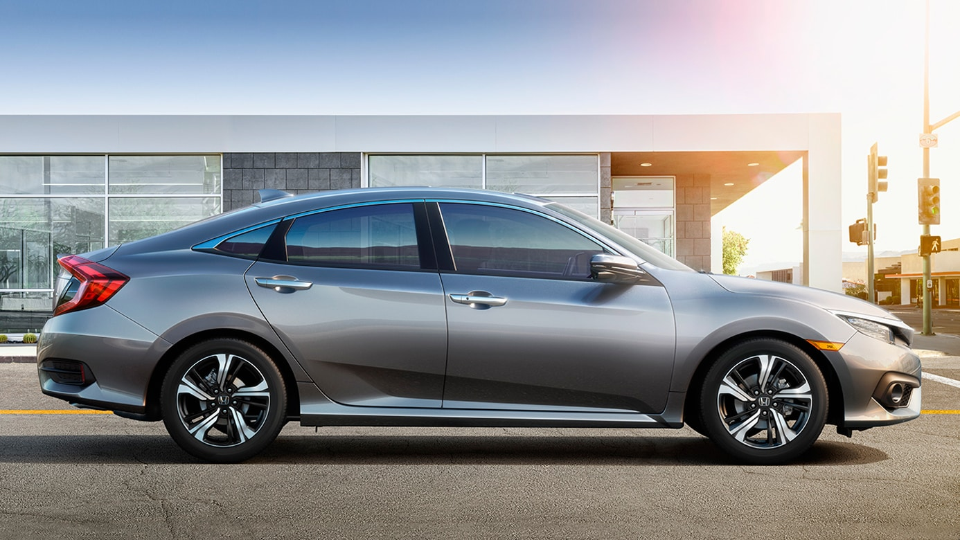 2016 Honda Civic Concept Gillman Honda Houston