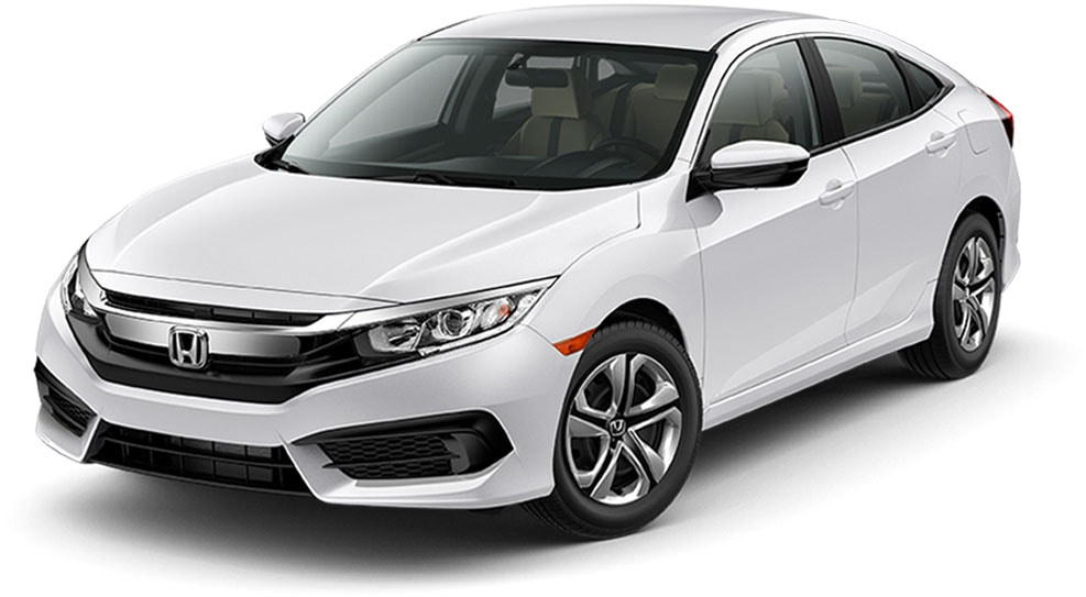 2016 Honda Civic Sedan Overview Official Site