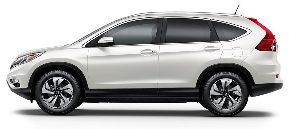 2016 Honda CR-V Overview - Official Site