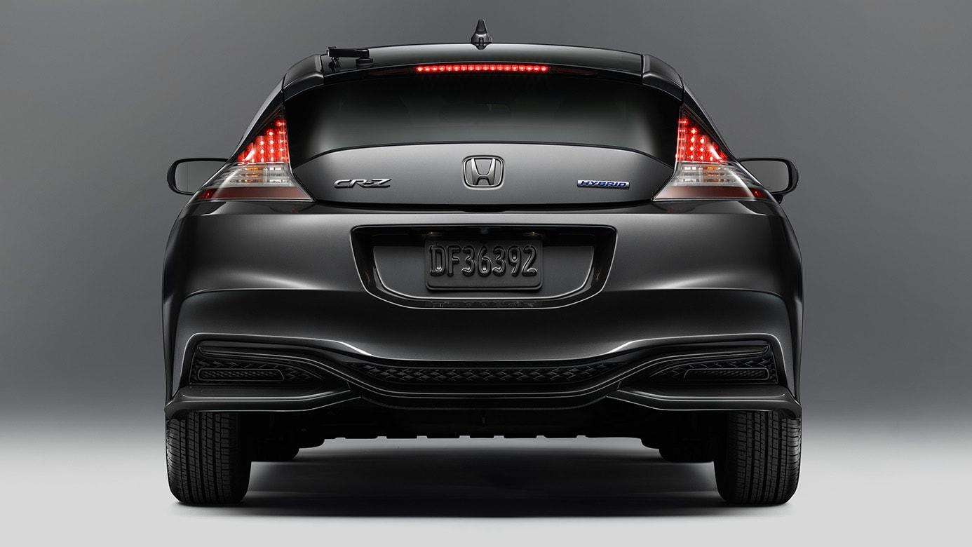 2016 Honda Cr Z Hybrid Rear1 Jpg