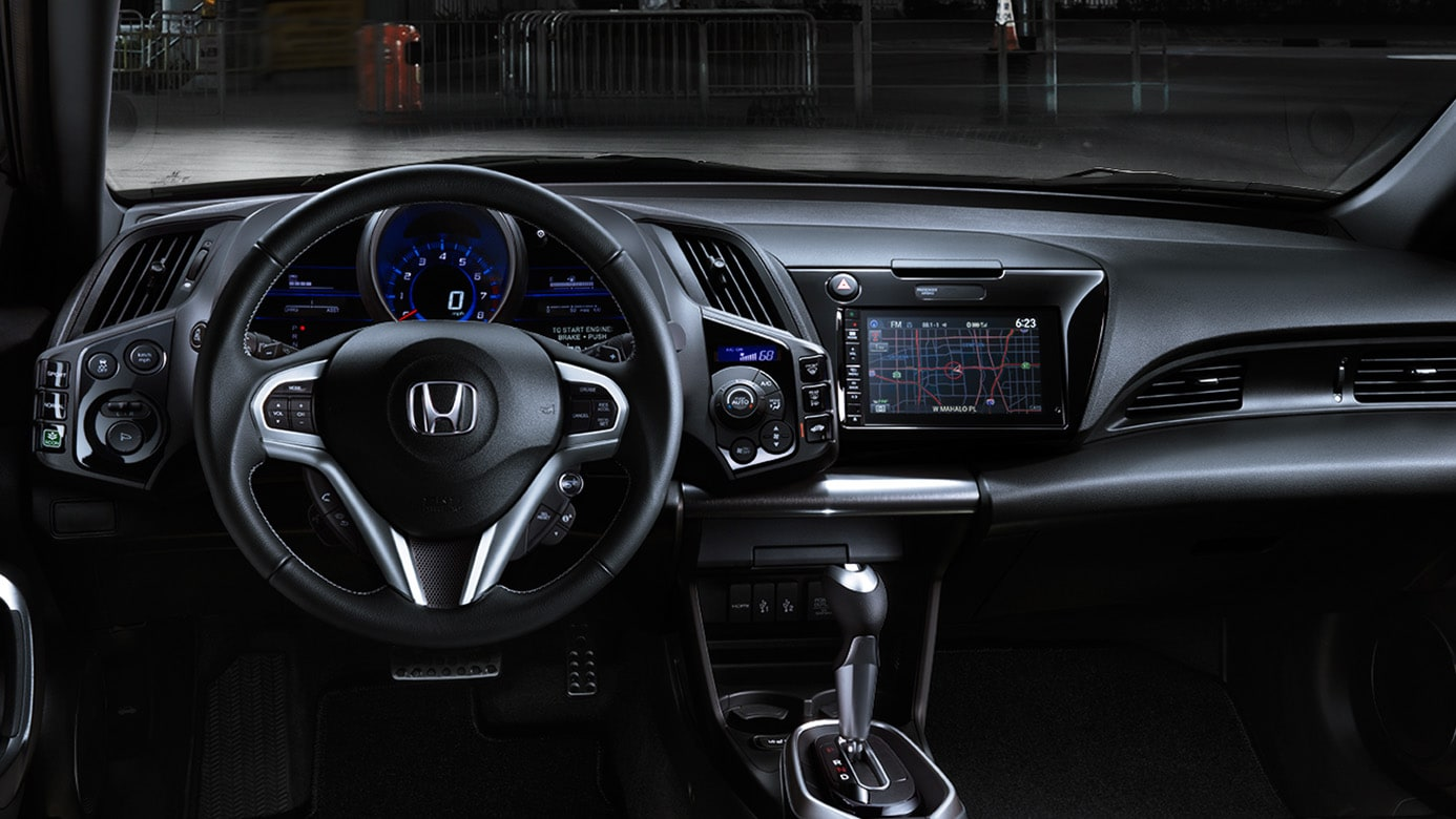 Automobiles Honda Com Images 2016 Cr Z Interior Gallery
