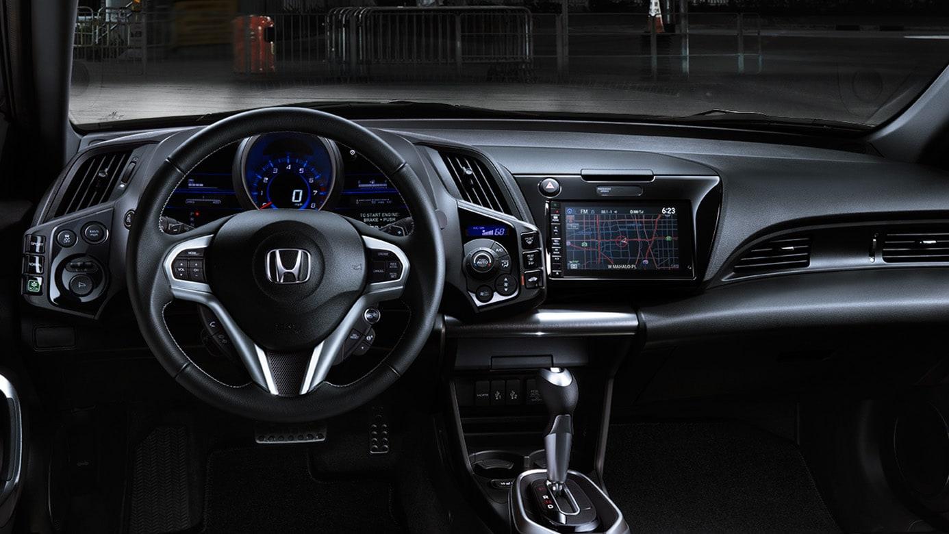 Automobiles Honda Com Images 2016 Cr Z Interior Gallery