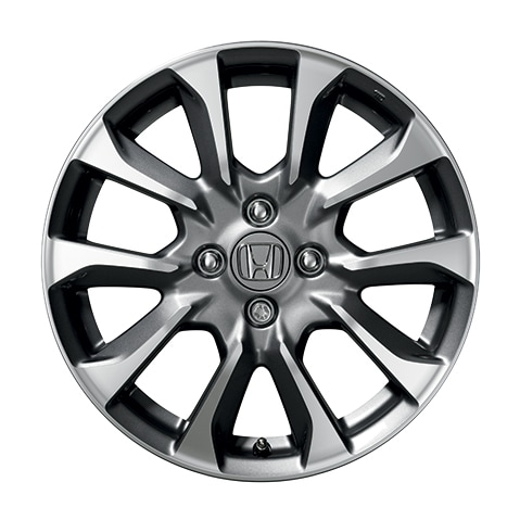 """16"""" MACHINE FINISH ALLOY WHEELS (part number:)"""