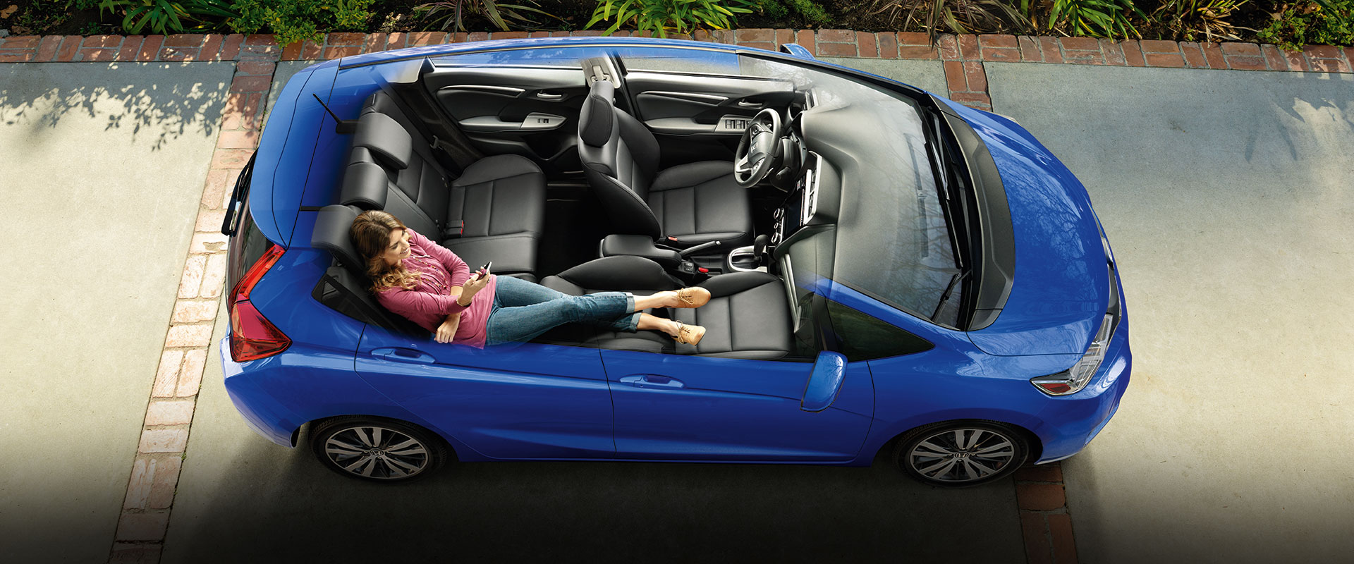 Automobiles Honda Com Images 2016 Fit Features Interior