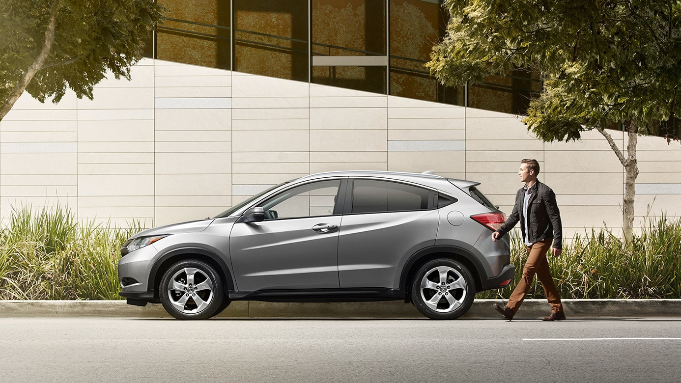 2016 Honda HR-V - Official Site