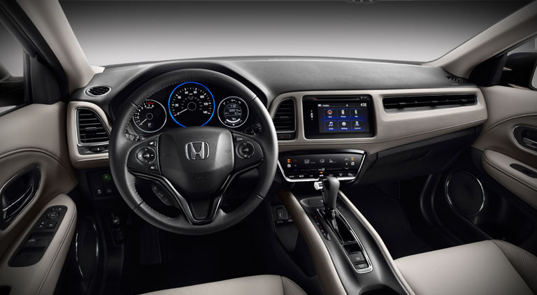 0 Down Lease >> Honda HR-V - Photo Gallery