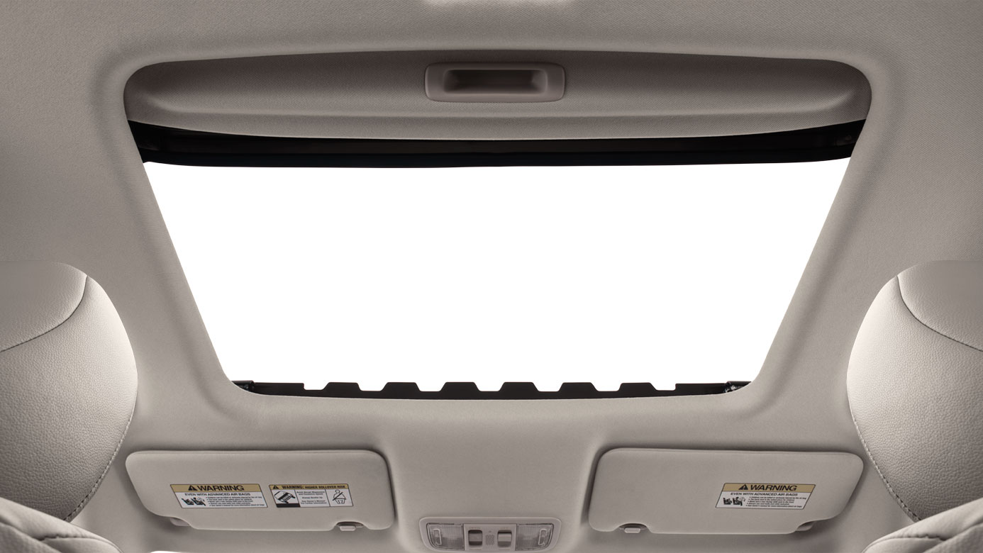 Honda HR V Moonroof