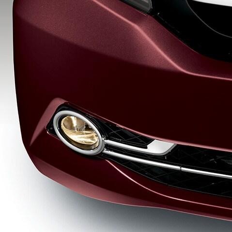 2017 Honda Odyssey Configurations >> Honda online store : 2016 ODYSSEY FOG LIGHTS