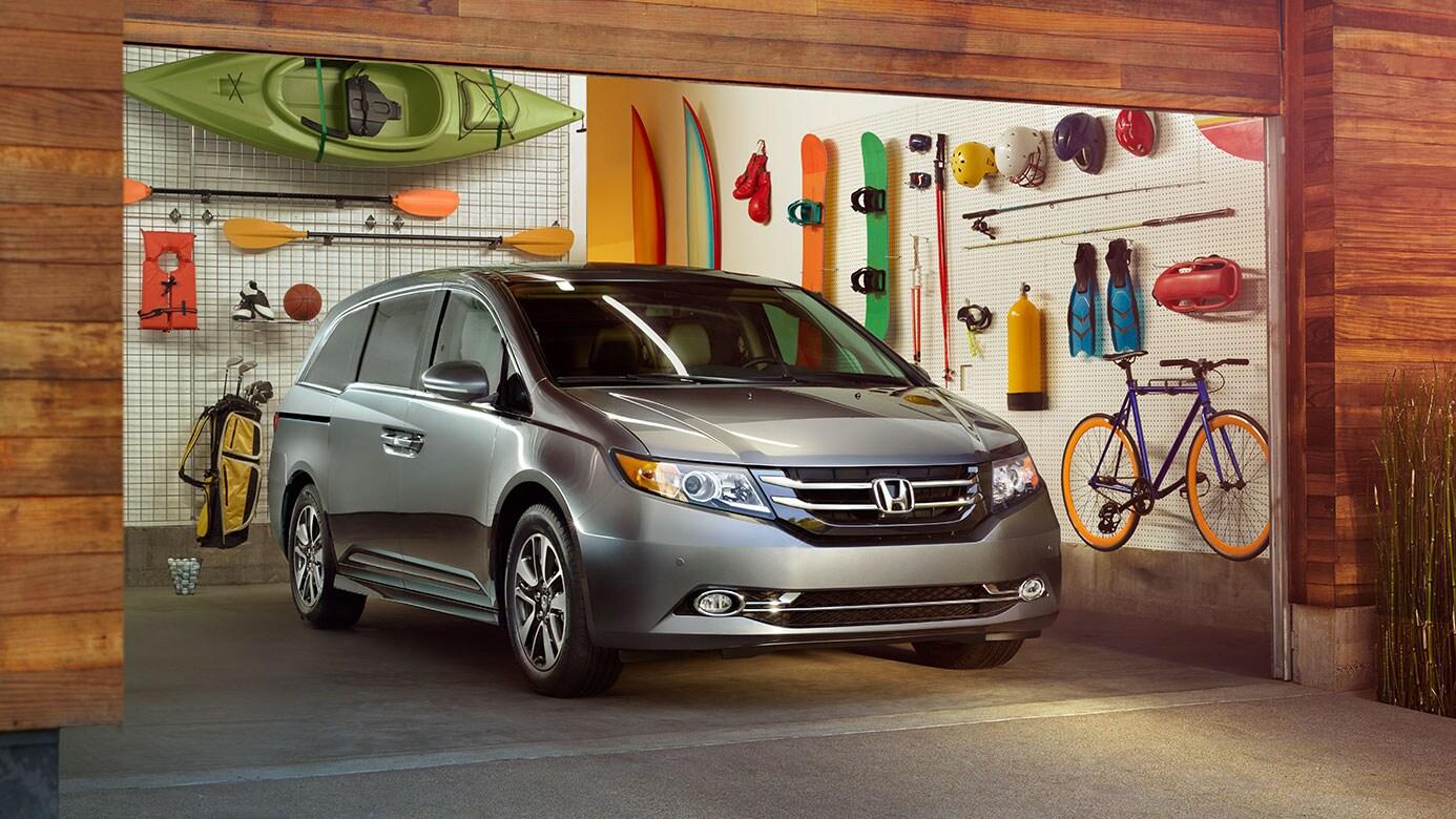 Shop For A Honda Odyssey Official Honda Web Site