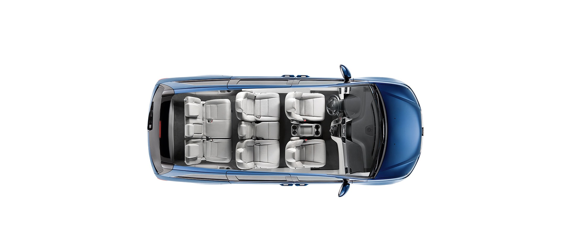 2016 Honda Pilot Configurations >> 2016 Honda Odyssey - Feature Details - Official Honda Site