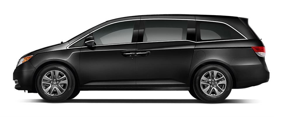 2017 Honda Odyssey Overview - Official Honda Site