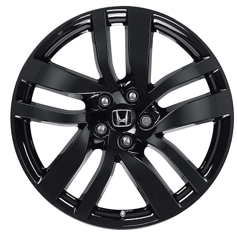 20-IN BLACK ALLOY WHEEL (part number:)
