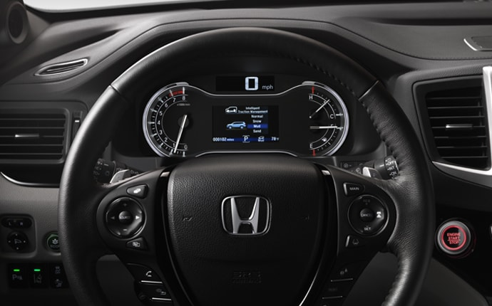 6/16/2015 5:40 PM 2535 2016 Honda Pilot Interior  Dvd Entertainment System_thumb