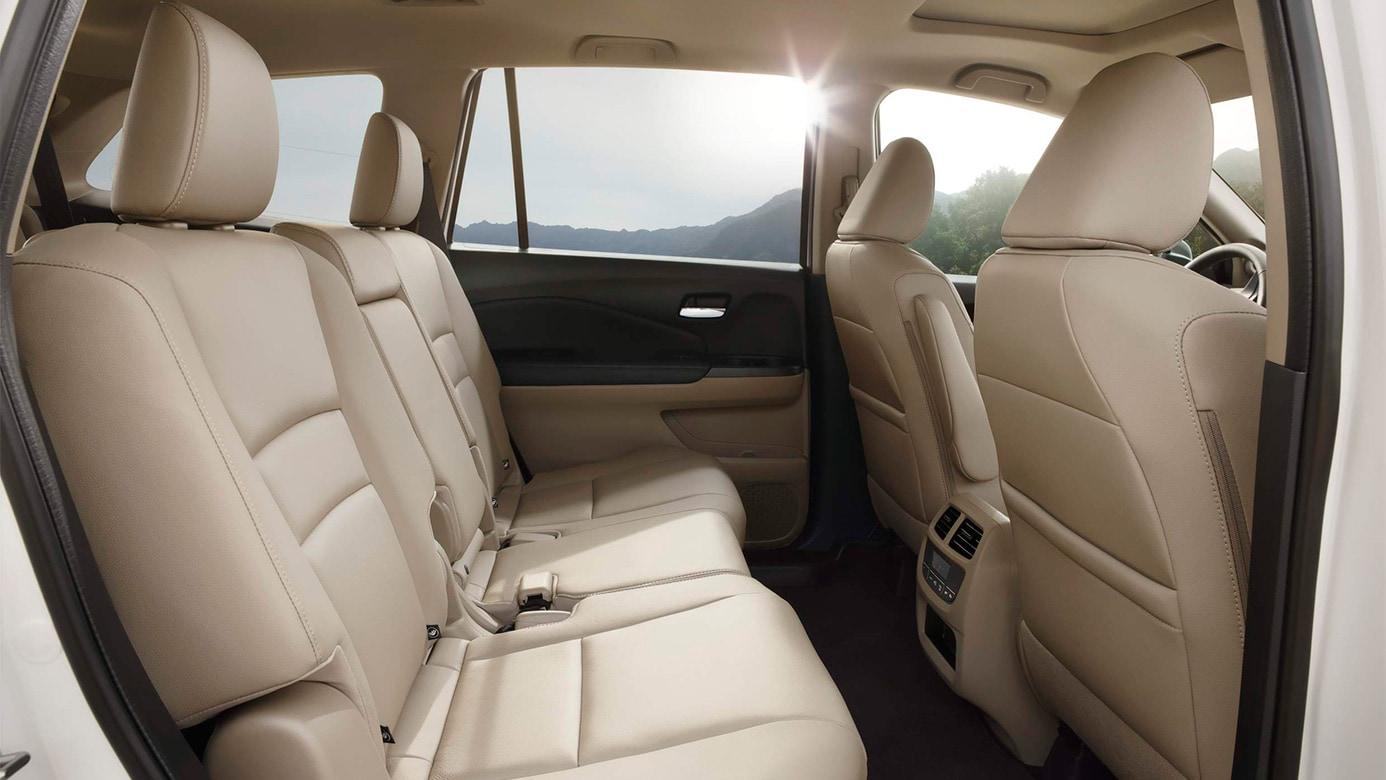 2016 Honda Pilot Interior Climate Control Jpg