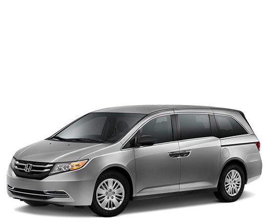 2017 Honda Odyssey Overview Official Honda Site - 550x450 - png