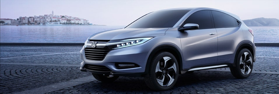 Honda Accord Official Site >> 2016 Honda HR-V - Official Site