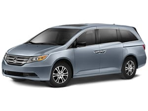 Connect Honda 2011 Odyssey EX w/ Leather to the AT&T Samsung Focus 2