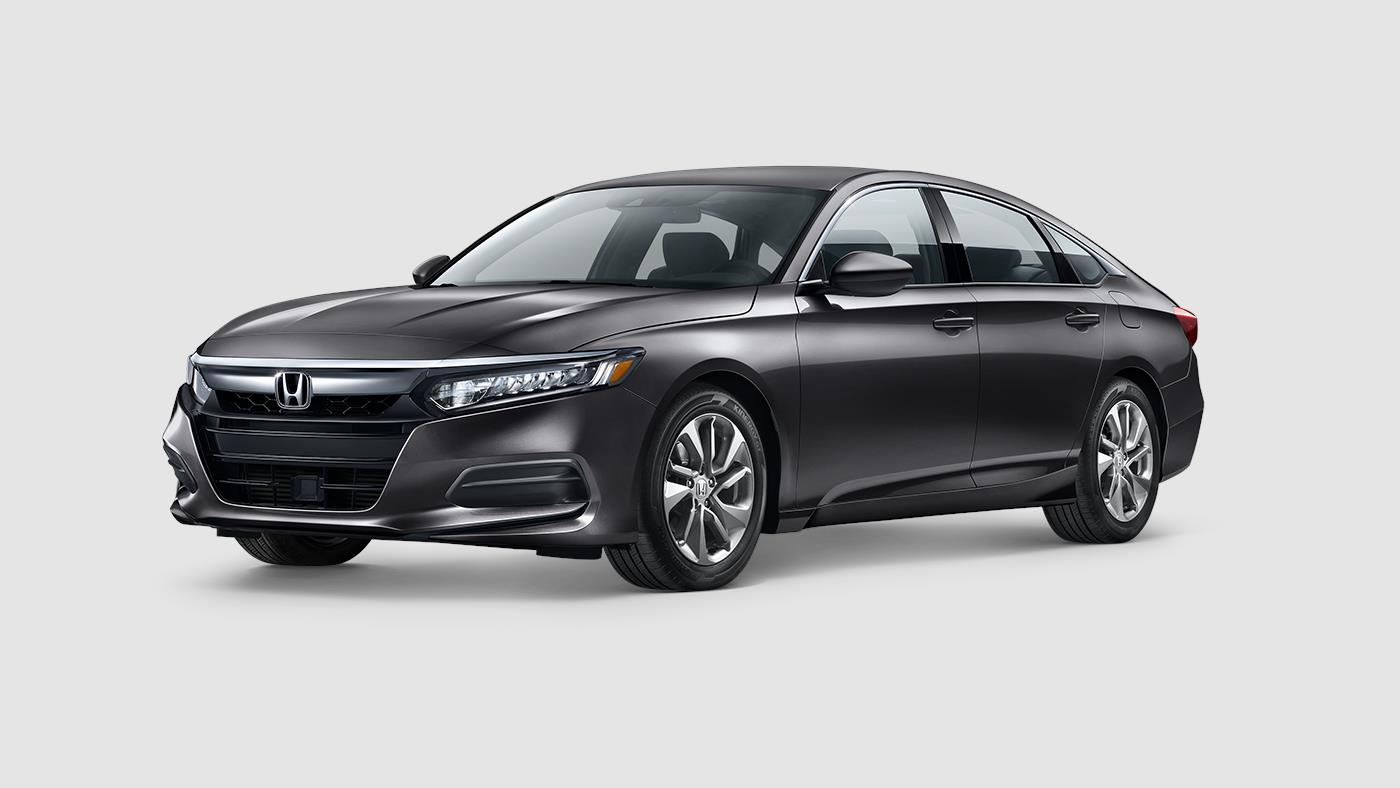 Honda Accord Redesigned Midsize Sedan Honda - Accord vehicle