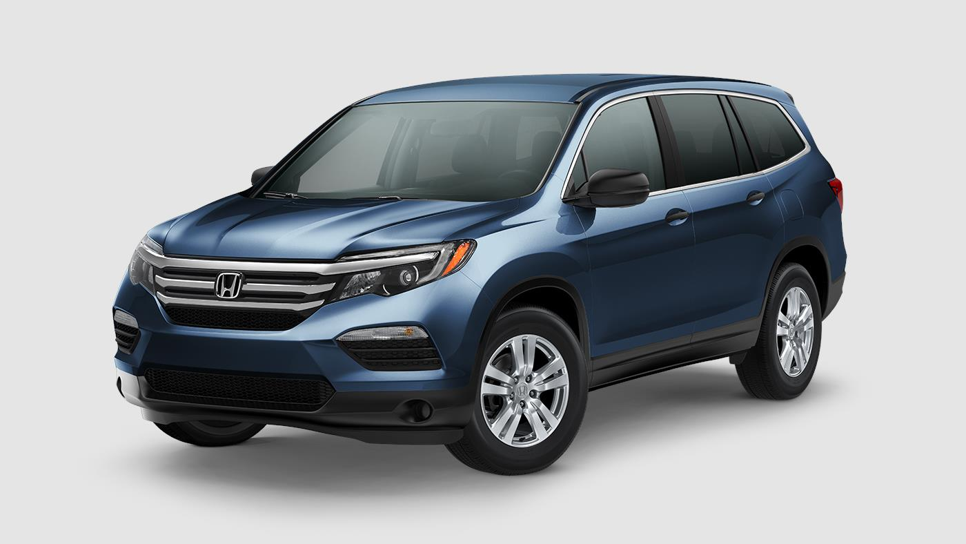 New Honda Pilot >> 2017 Honda Pilot The Modern Family Suv Honda
