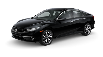 2019 Civic Sedan Restyled Sporty Design Honda