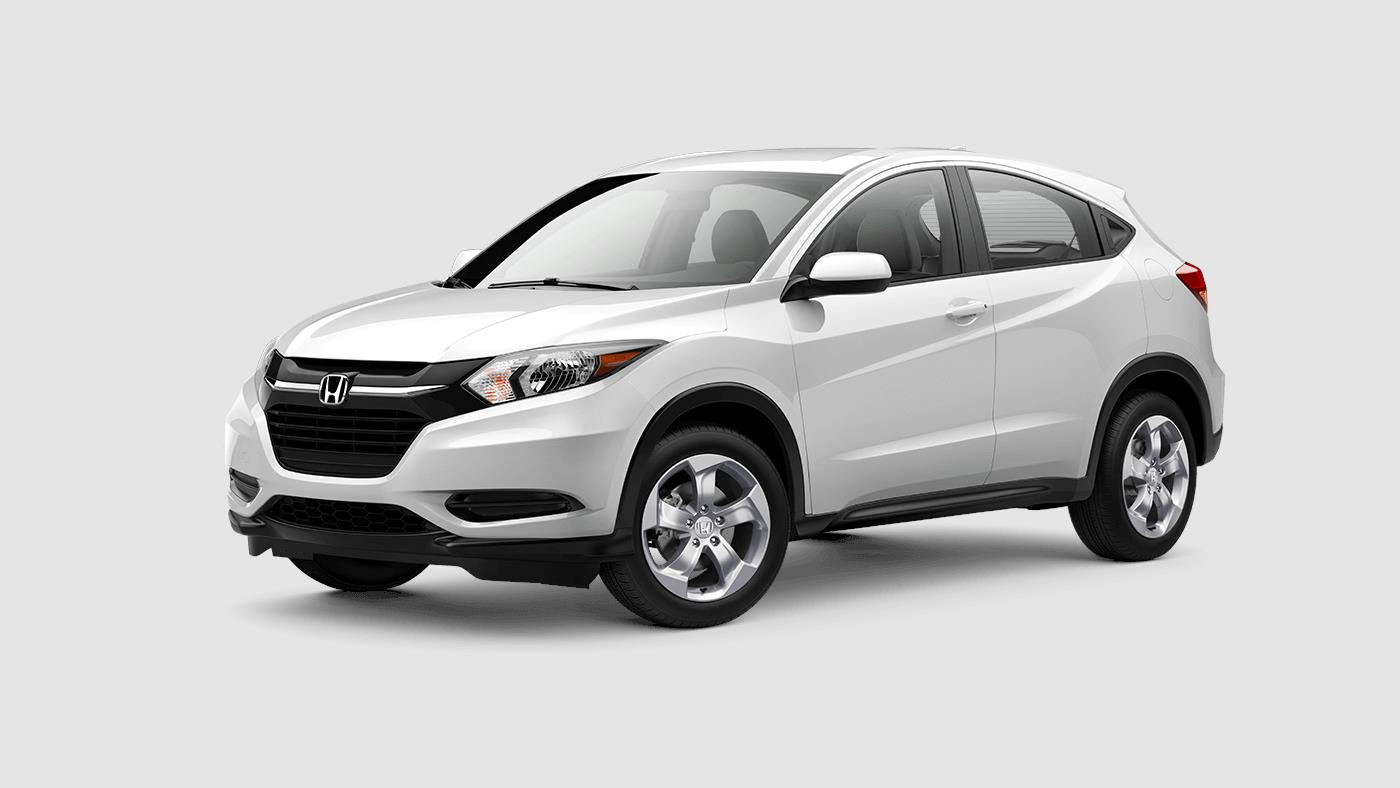 2018 Honda Hr V The Crossover Suv Honda