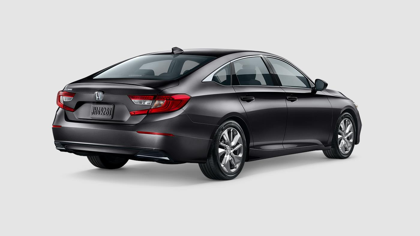 2018 Honda Accord  Redesigned Midsize Sedan  Honda